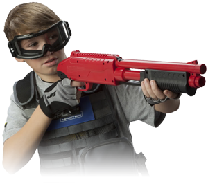 Paintball Kid